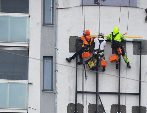 Top 5 viga kõrgustes töötamisel
