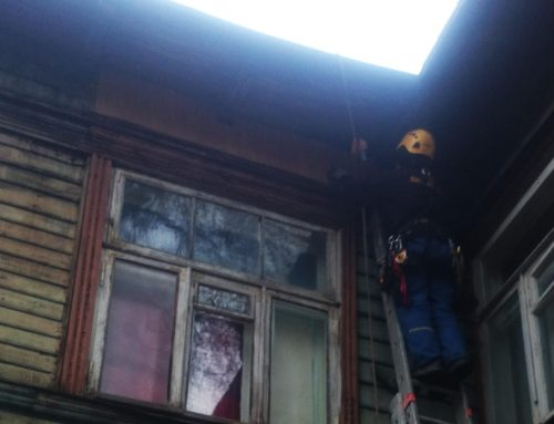 Timuti 10 katuse ja fassaadi parandus ning rennide puhastus