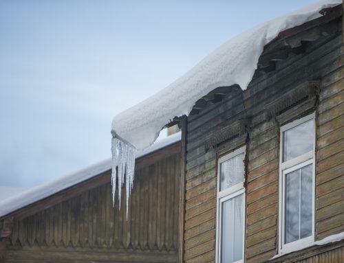 Lume- ja jäätõrje katuselt võib maksta kuupalga suuruse summa