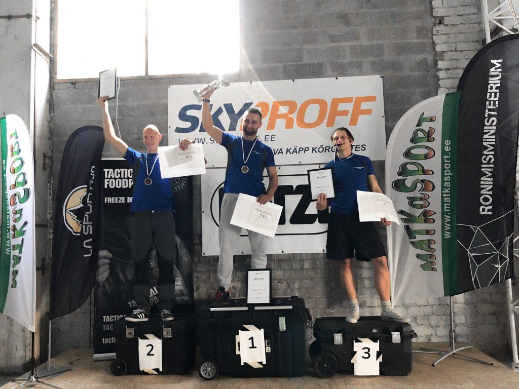 494ba1d6345 Skyproff avas 21. septembril oma uksed ning huvilisi oli palju - Skyproff