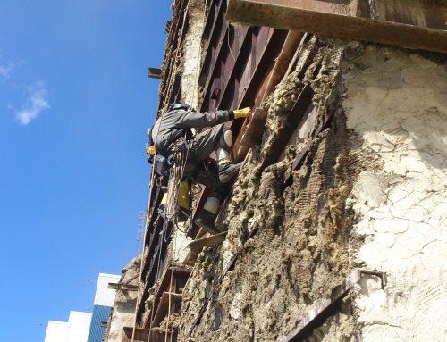 Ohtlik amet: kõrgustes töötamine