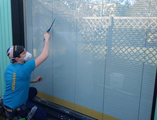 Kuidas ise efektiivselt aknaid pesta?